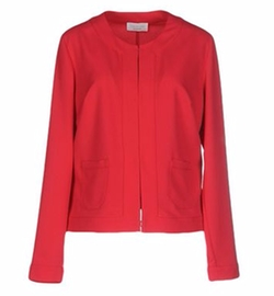 Round Collar Blazer by Calaluna in The Good Wife