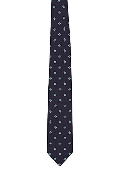 Diamond-Embroidered Necktie by Brioni in Suits - Season 5 Episode 14