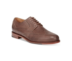 Carter Wingtip Oxford Shoes by Cole Haan in Mission: Impossible - Ghost Protocol