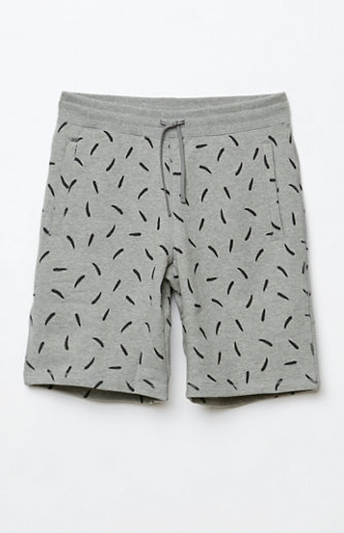 SB Everett Fern Shorts by Nike in New Girl - Season 5 Episode 7