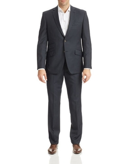 Slim Fit Two Piece Suit by Ted Baker in Bridge of Spies