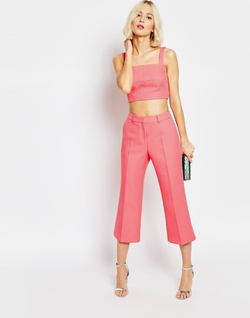 Cropped Flare Trouser by ASOS in Pretty Little Liars