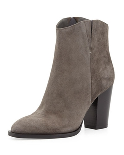 Erving Western Ankle Bootie by Vince in Modern Family