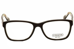 Square Frame Julayne Eyeglasses by Coach in The Mindy Project