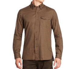 Checked Button-Down Shirt by Polo Ralph Lauren in Quantico