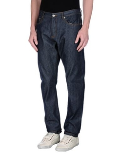 Straight Leg Denim Pants by Obey in Modern Family