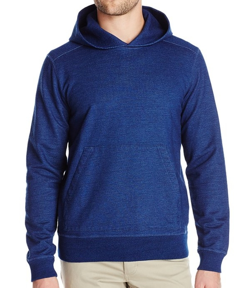 Danen PSH Denim Terry Sweater by Theory in Teen Wolf