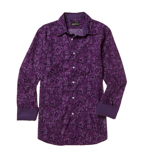 Paisley Woven Shirt by Cremieux Jeans in Kill Bill: Vol. 2