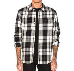 Norfolk Plaid Button Down by Stussy in Empire