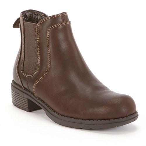 Double Up Ankle Boots by Eastland in Krampus