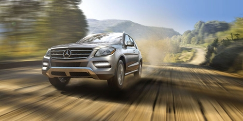 M-Class Suv by Mercedes-Benz in 13 Hours: The Secret Soldiers of Benghazi
