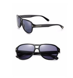 Dylan Aviator Sunglasses by Tom Ford Eyewear in The Wolf of Wall Street
