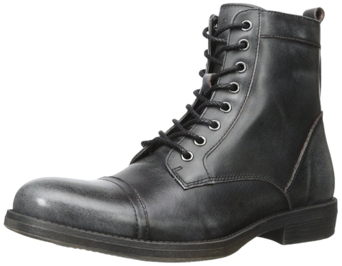 Men's Dino Combat Boot by Steve Madden in Quantico - Season 1 Episode 10