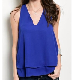 Racerback Top by True Light in Fuller House