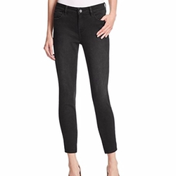 Denim Zip Skinny Jeans by Pistola in Pitch Perfect 3