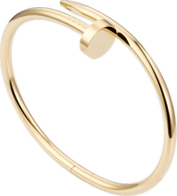 Juste Un Clou Nail Bracelet by Cartier  in Keeping Up With The Kardashians