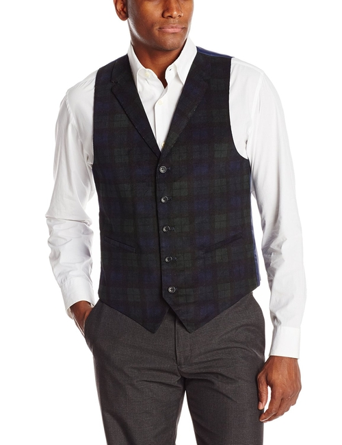 Men's Corduroy Vest by U.S. Polo Assn. in The Blacklist - Season 3 Episode 6