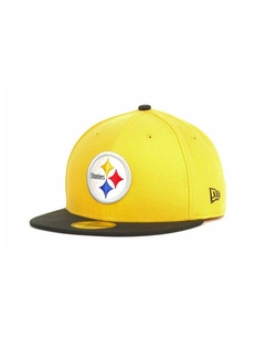 Pittsburgh Steelers NFL Classic On Field 59 Fifty Cap by New Era in Austin Powers in Goldmember