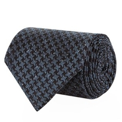 Houndstooth Jacquard Tie by Tom Ford in Suits