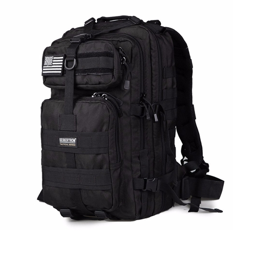 Falcon Water Repellent Hiking Camping Backpack  by Seibertron  in Blair Witch