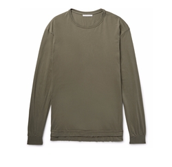 Mercer Cotton-Jersey T-Shirt by John Elliott in Keeping Up With The Kardashians