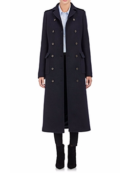 Military Long Coat by Barneys New York in Keeping Up With The Kardashians