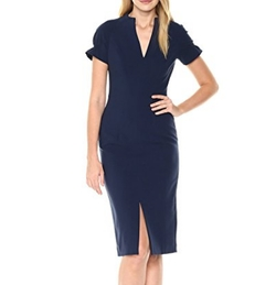 Patel Sheath Dress by Black Halo in Designated Survivor