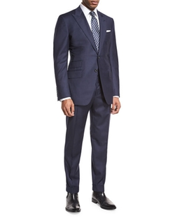 O'Connor Base Windowpane Two-Piece Suit by Tom Ford in Suits