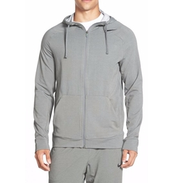 Dri-Fit Touch Fleece Full Zip Hoodie by Nike in Casual