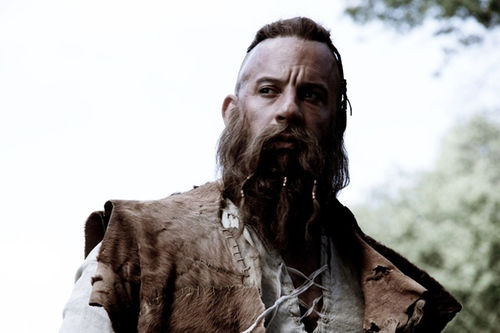 Custom Made Vest (Kaulder) by Luca Mosca (Costume Designer) in The Last Witch Hunter