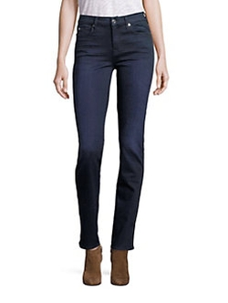b(air) Denim Kimmie Straight Jeans by 7 For All Mankind in The Proposal
