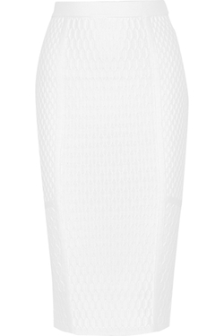 Textured-Knit Pencil Skirt by Jonathan Simkhai in Suits