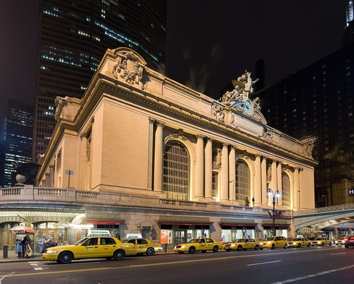 Grand Central Terminal New York City, New York in Keeping Up With The Kardashians - Season 11 Episode 8 - The Big Launch