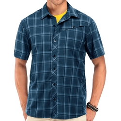 Departure Plaid Shirt by Icebreaker in Modern Family