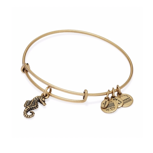 Seahorse Bangle Bracelet by Alex and Ani in Sisters