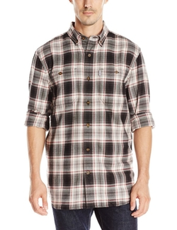 Men's Trumbull Plaid Shirt by Carhartt in Silicon Valley