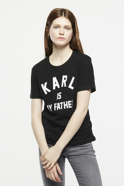 Farl W T-Shirt by Eleven Paris in Keeping Up With The Kardashians