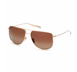 Odin Polarized Squared Aviator Sunglasses by Salt. in Lethal Weapon