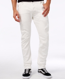 Slim-Fit Light Aged Jeans by G-Star in The Fate of the Furious