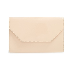 Patent Leather Clutch Bag by Halogen in Fuller House