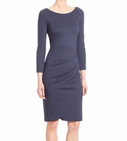 Milano Jersey Ruched Dress by Armani Collezioni in How To Get Away With Murder