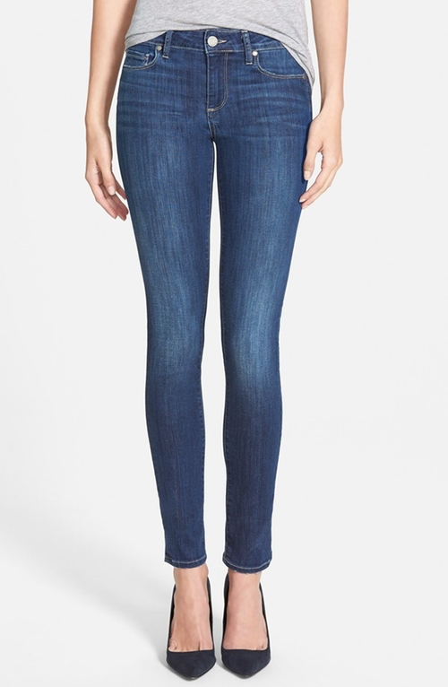'Skyline' Skinny Jeans by Paige Denim in Pretty Little Liars - Season 6 Episode 8