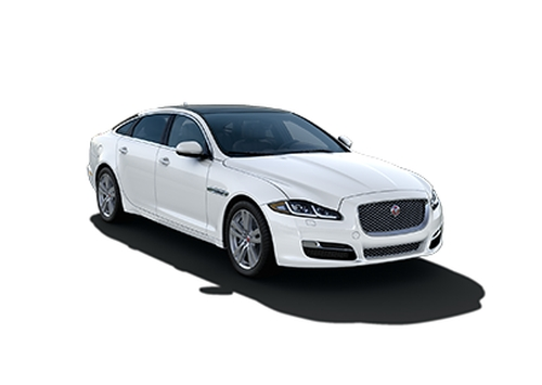 XJL Sedan by Jaguar in Animal Kingdom