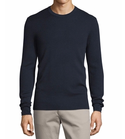Interlock Long-Sleeve Cashmere Sweater by Michael Kors in Billions