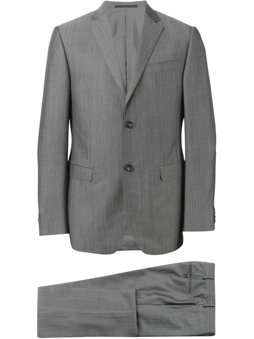 Two Piece Suit by Z Zegna in The Good Wife - Season 7 Episode 10