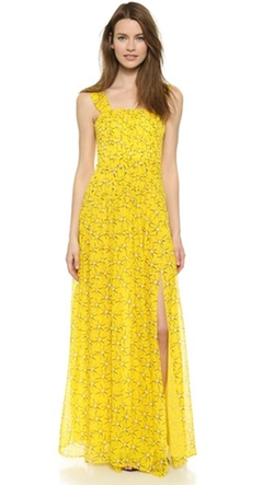 Lillie Maxi Dress by Diane Von Furstenberg in Jessica Jones