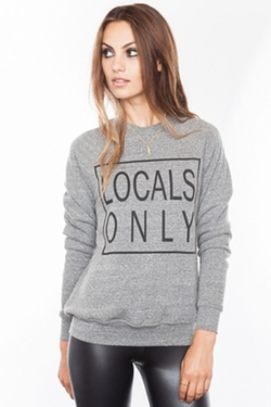 Locals Only Bobbi Sweater by Local Celebrity in Scream Queens