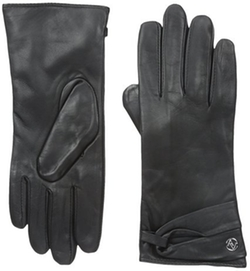 Women's Leather Gloves by Adrienne Vittadini in John Wick
