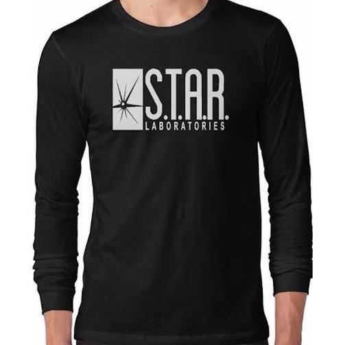 Long Sleeve T-Shirt by STAR Labs in Arrow - Season 4 Episode 14