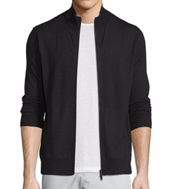 Alfredo New Sovereign Zip-Up Jacket by Theory in House of Cards